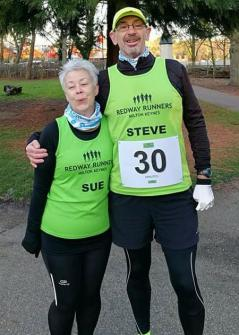 Sue and Steve 1