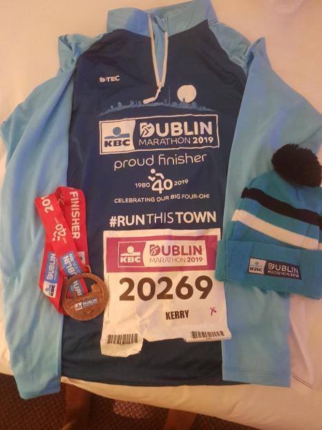 Dublin Marathon 2019